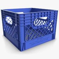 Plastic Crate 3