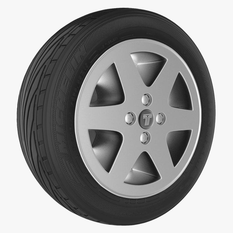 tofas wheel model