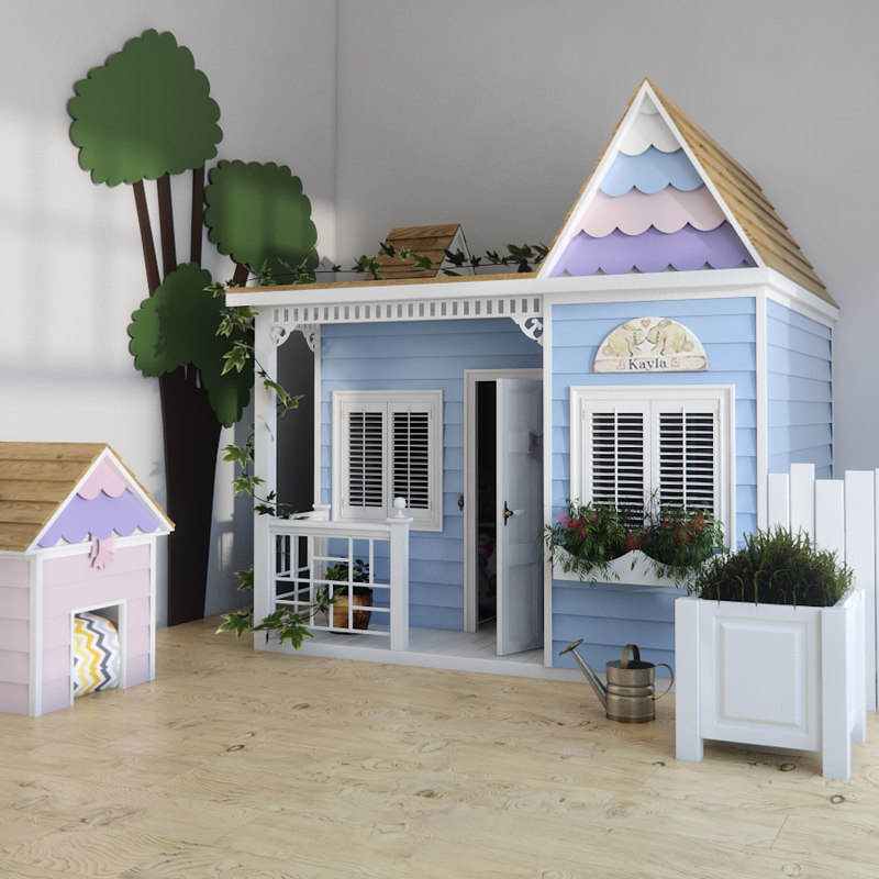house booth model