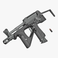 Machine Pistol PP-2000 SMG