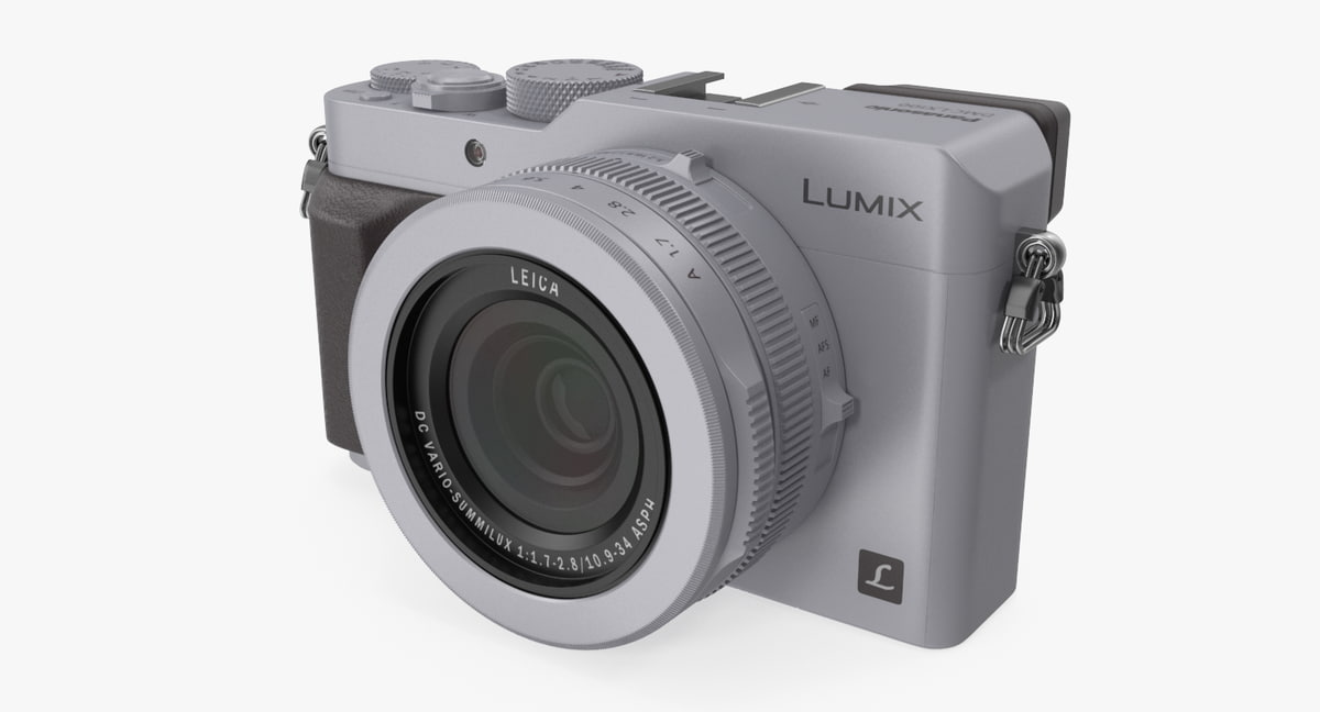 panasonic lumix dmc lx100 3D