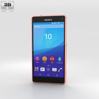 sony xperia a4 3D model