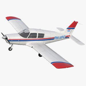 piper pa-28 cherokee model