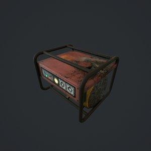 3D generator pbr