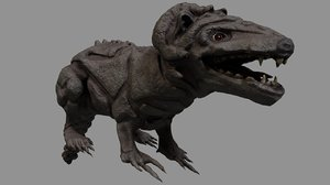 ratdog monster games model