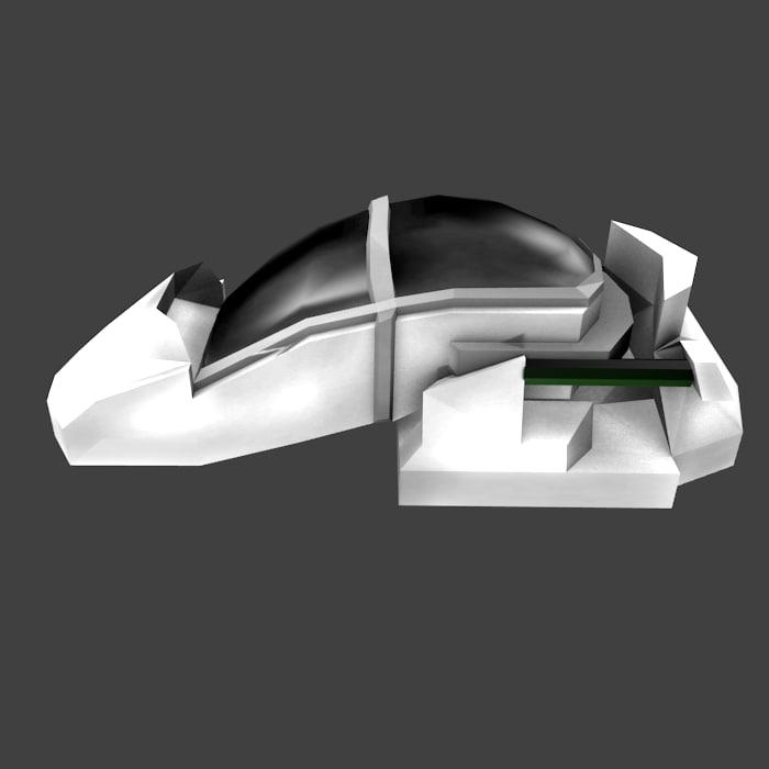 cryogenic machine model