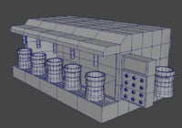 3D machine drinks