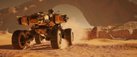 Mars Rover Vehicle