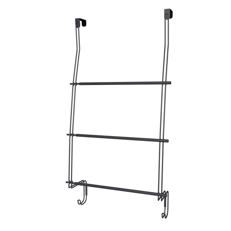3D model towel rack doors