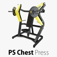 Technogym - Plate Loaded Chest Press