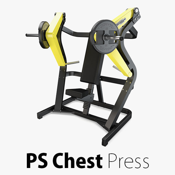 load - plate chest model