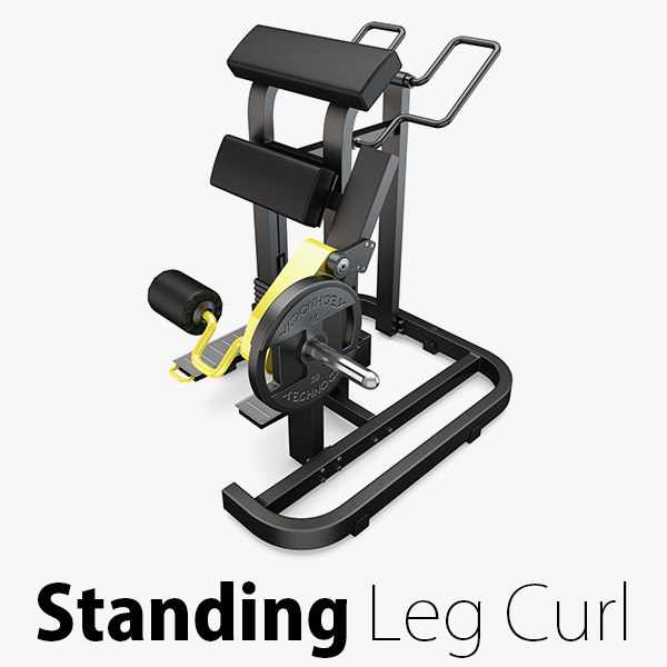 3D load - plate standing