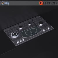 3D hotpoint ariston hob