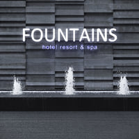 fountains 3D model