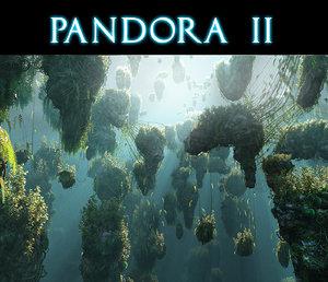 3D pandora planet 2