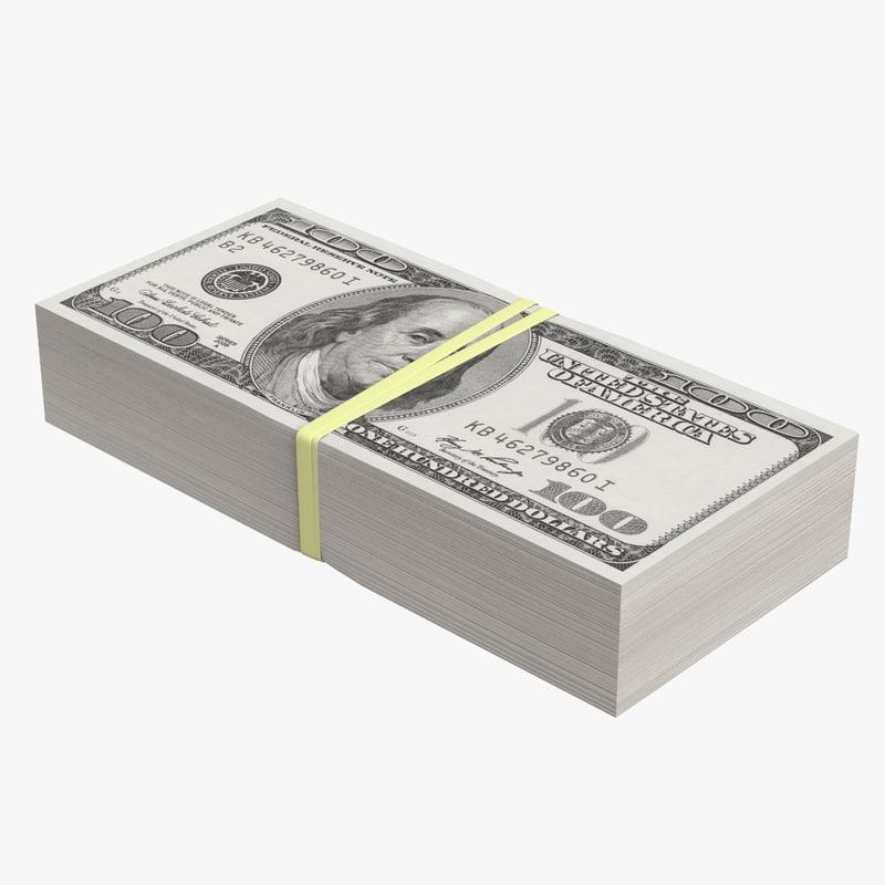 3D $tack dollar$