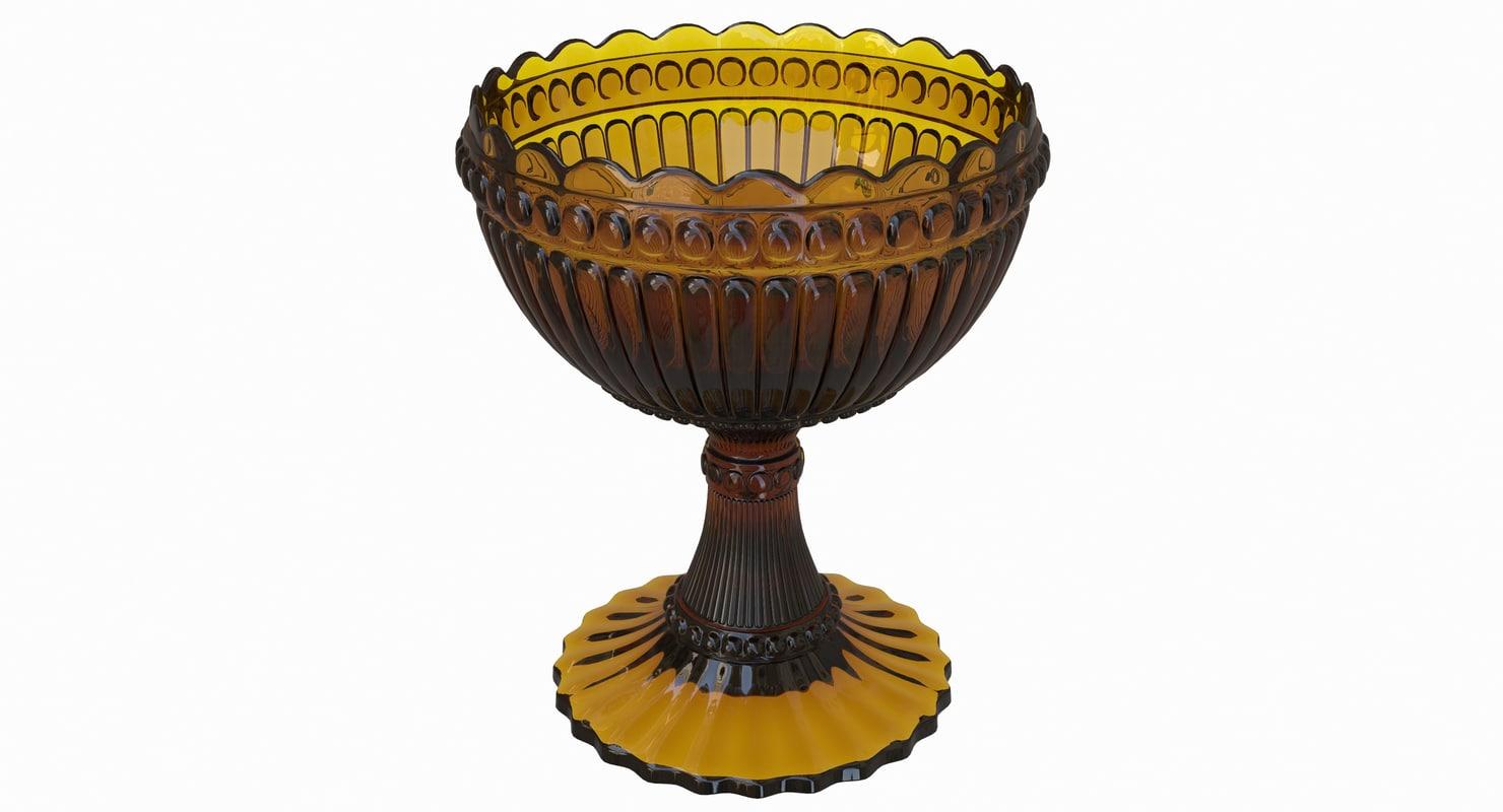 bowl mariskooli 3D model