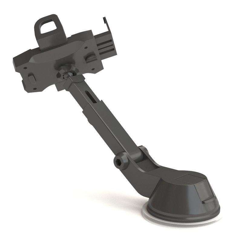 adjustable phone holder 3D