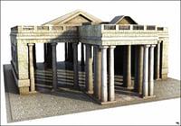 Greek Temple V2