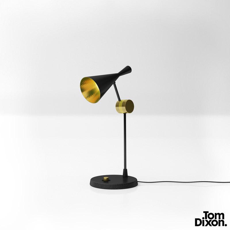 3D model tom dixon beat table
