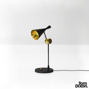 3D model tom dixon beat table