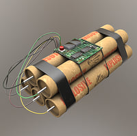 bomb model