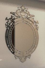 victorian mirror 3D model