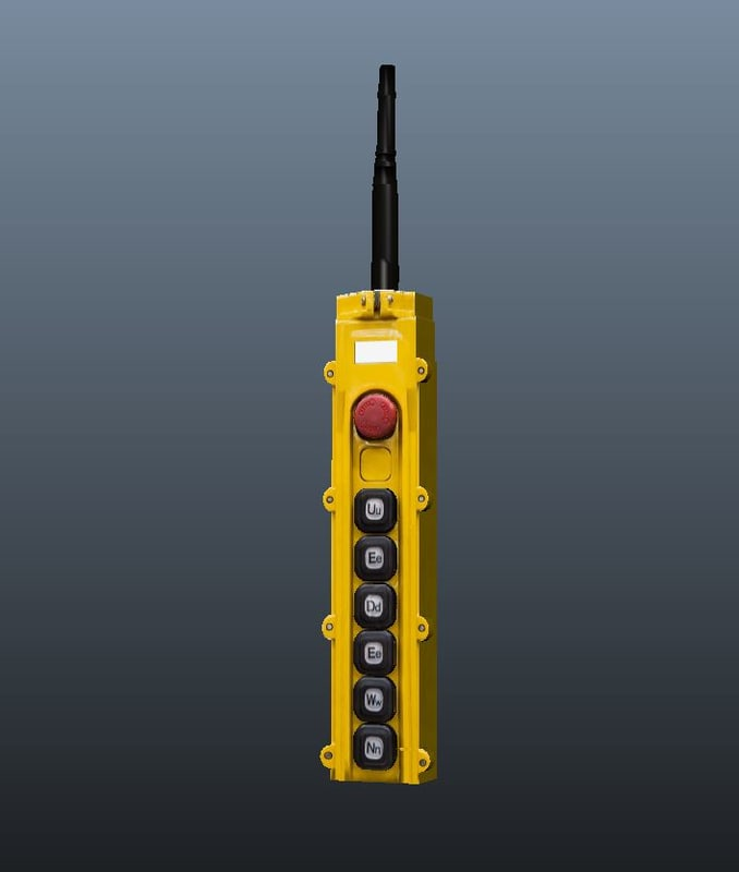 crane remote model