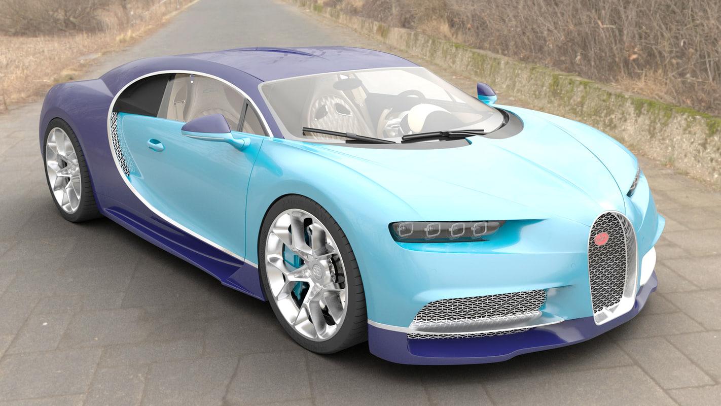 3D 2013 model