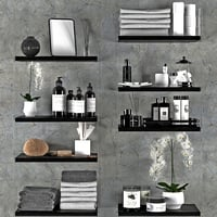 bathroom set 3D
