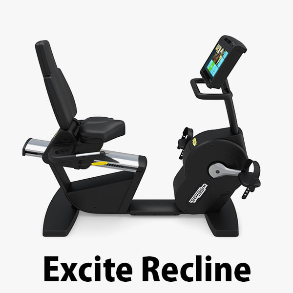 3D - excite recline md