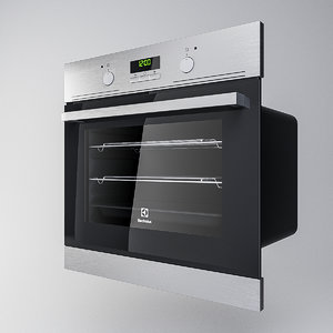 3D oven electrolux model