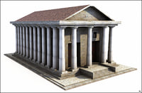 Greek Temple V3