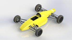 3D ff1600 gr07 model