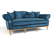 sofa roberto giovannini model