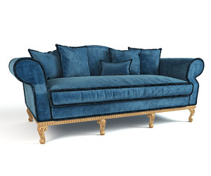 sofa roberto giovannini model