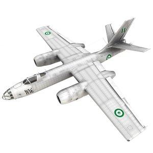 ilyushin il-28 beagle bomber 3D