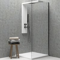 3D shower cabin model