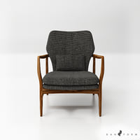 dan form infinity lounge chair 3D model