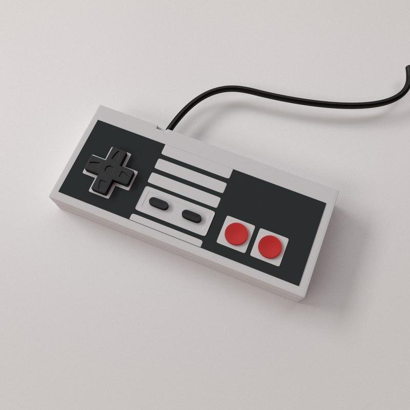 3D controller v2
