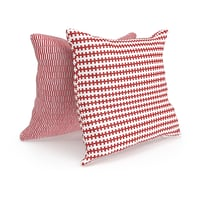 Ikea pillows 2017 red
