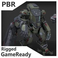 3D heavy robot