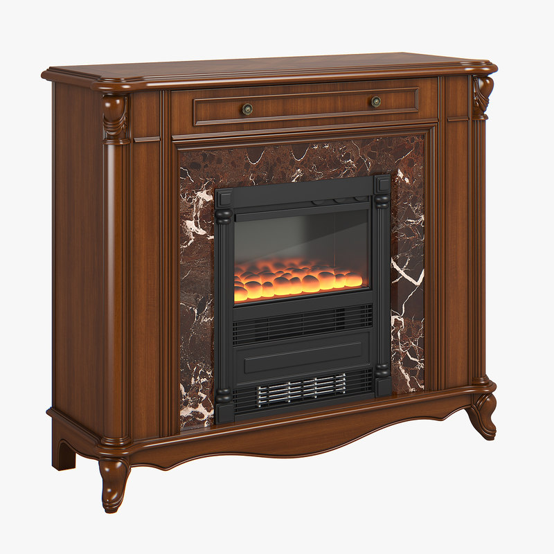 3D 2651100 230-1 carpenter fireplace