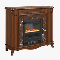3D 2651100 230-1 carpenter fireplace
