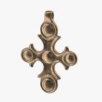 crucifix 3D