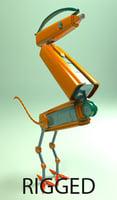 pen transform robot