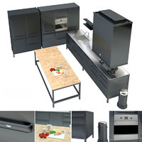 vipp kitchen model