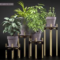 3D plants 106 model