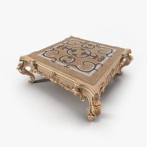 riva mobili d arte 3D model