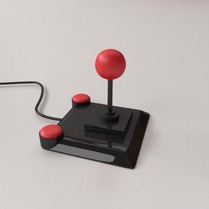 joystick model